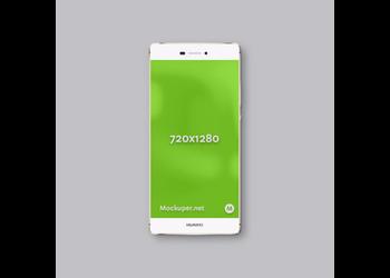 Huawei P8 Lite | Mockuper.net
