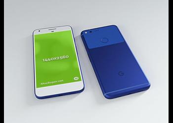 Google Pixel | Mockuper.net
