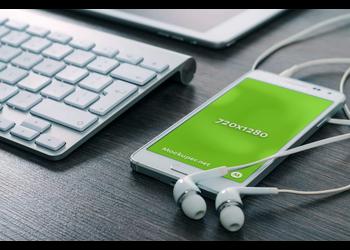Samsung Phone | Mockuper.net