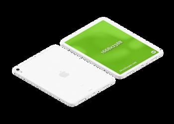 iPad pro white | Mockuper.net