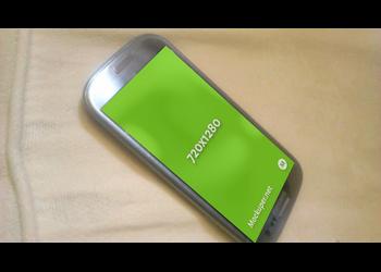 Samsung Galaxy SIII | Mockuper.net