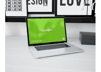 MacBook Pro Retina 15'' | Mockuper.net