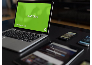 MacBook   Mockuper.net