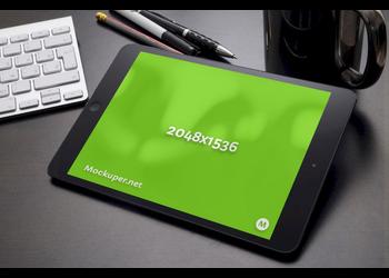 iPad landscape | Mockuper.net