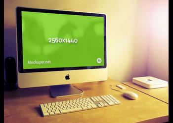 iMac | Mockuper.net