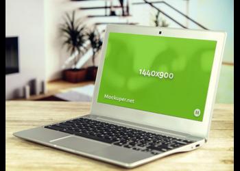 laptop | Mockuper.net