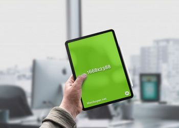 iPad pro 2018 | Mockuper.net