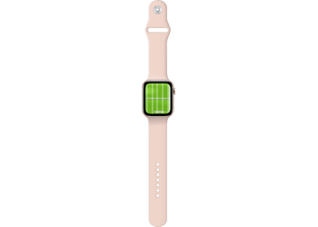 Apple Watch Openlightpink | Mockuper.net
