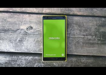 Nokia Lumia 920 | Mockuper.net