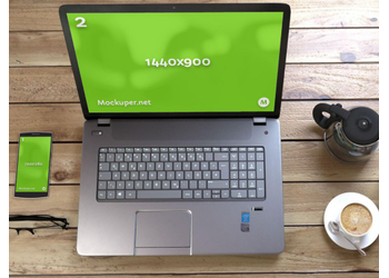 phone & laptop | Mockuper.net