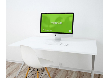 iMac 27'' | Mockuper.net