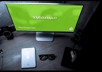 Desktop | Mockuper.net