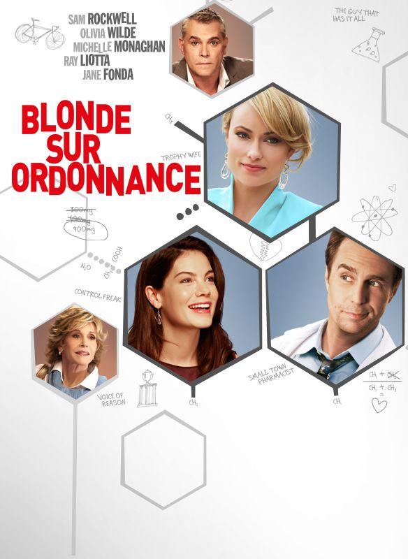 Blonde sur ordonnance 2014 French DVDRip XViD-NoTag avi