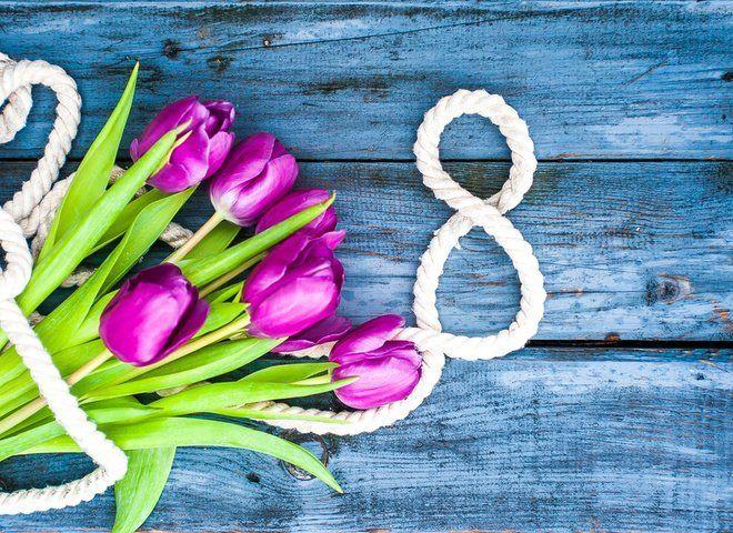 Поздоровлення з 8 березня вчителям і вихователям