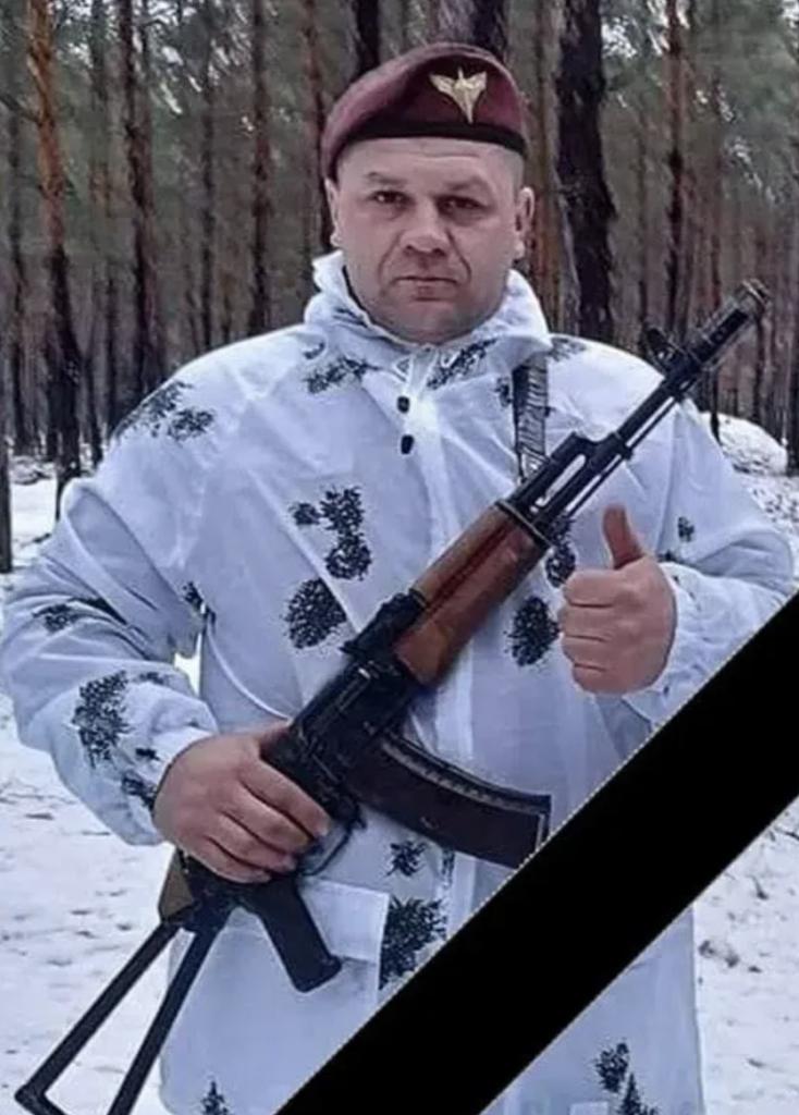 Стало відомо ім'я воїна, вбитого бойовиками на Донбасі: фото героя