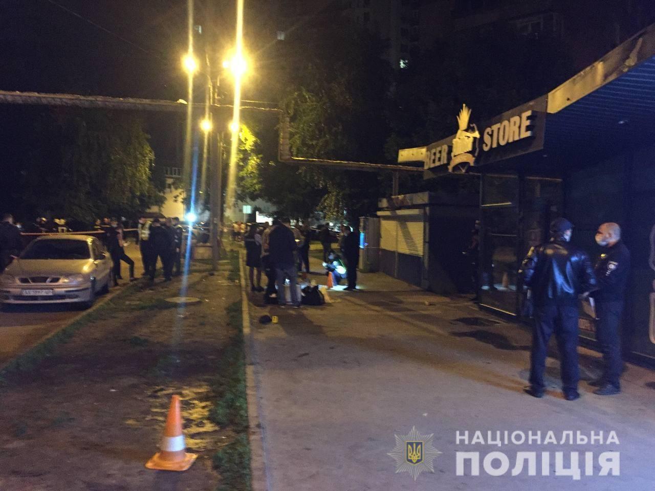 У Харкові чоловік жбурнув гранату в групу людей, п'ятеро постраждалих