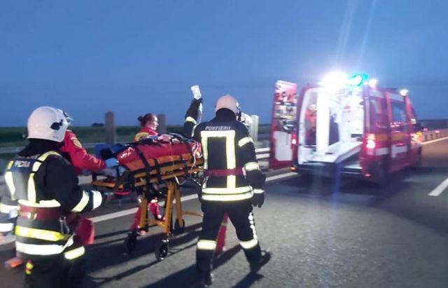 У Румунії автобус з українцями врізався в фуру: є загиблий, багато постраждалих