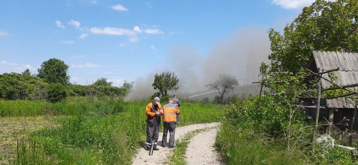 В Івано-Франківській області стався вибух на газопроводі: всі подробиці