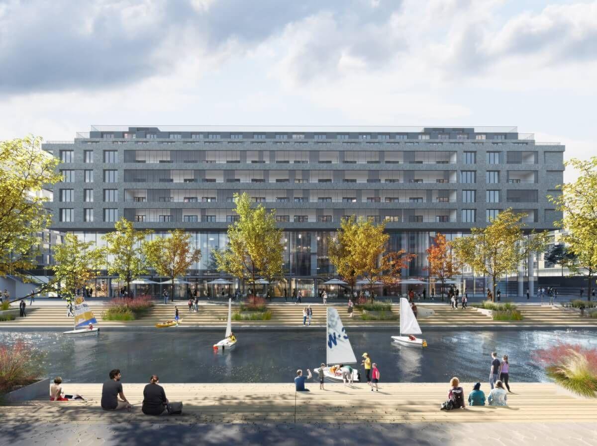 Переваги покупки комерційної нерухомості на перших поверхах в житлових комплексах