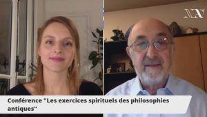 Les exercices spirituels des philosophies antiques – Journée mondiale de la philosophie 2020 (France)