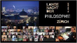 Nuit philo (Zurich, Suisse)