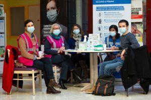 Journée de Volontariat à Nouvelle Acropole (Paris, France)