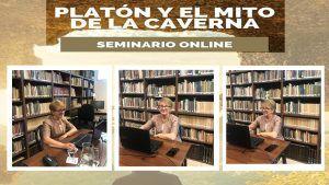Online seminar: Plato and the myth of the cave (Belgrano, Argentina)