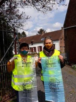 Cleaning ambassadors (Belgium)