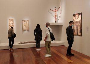 Visit the National Gallery Victoria (Australia)