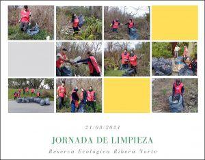 Waste cleanup day (Belgrano, Argentina)