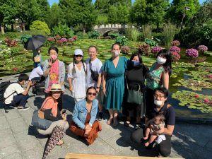 Lotus Viewing Day in Shiga (Kyoto, Japan)