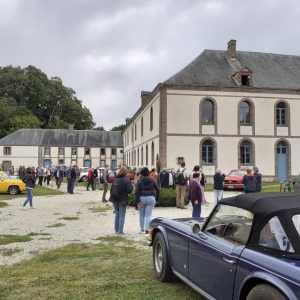 Heritage Days at the Cour Petral (France)