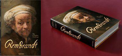 Rembrandt De complete schilderijen