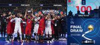 Nog 100 dagen tot de start van het grootste EK Futsal ooit