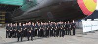 Eerste Spaanse onderzeeër S-81 gepresenteerd