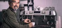 Koffie is een versproduct!