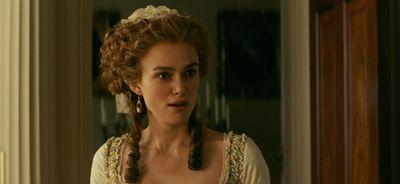 Keira Knightley hunkert naar liefde in The Duchess