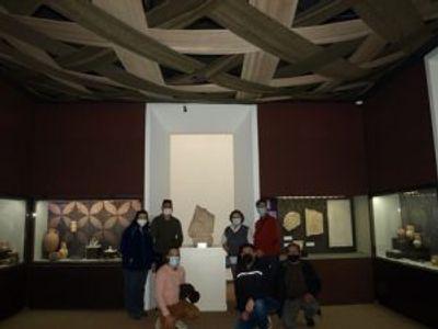 Visita al Museo Arqueológico de Almería