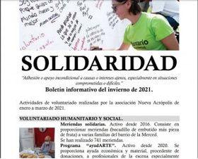 Presentación de resultados de la Asociación Nueva Acrópolis Jaén