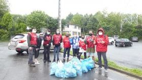 Voluntariado ecológico en Artxanda, Monte Avril