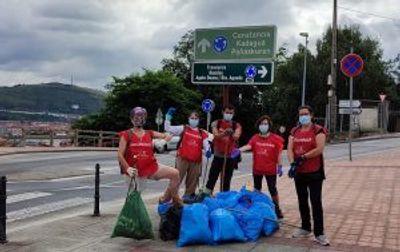 Limpiar paseando: Santa Águeda
