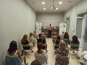 Presentación en Nueva Acrópolis Cádiz del libro «Yo animal»