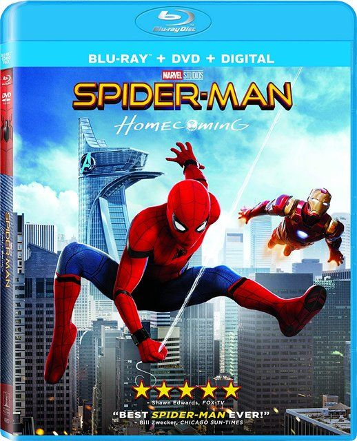 Spider-Man: Homecoming 2017 MULTI VFF 1080P x265 10Bit HDLIGHT BLURAY Ac3-Se12