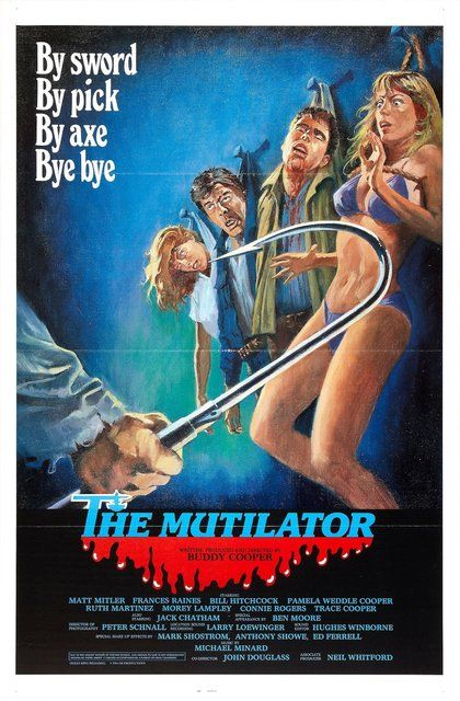 The Mutilator 1984 BDRIP MULTI X264 AC3-Se12mer67