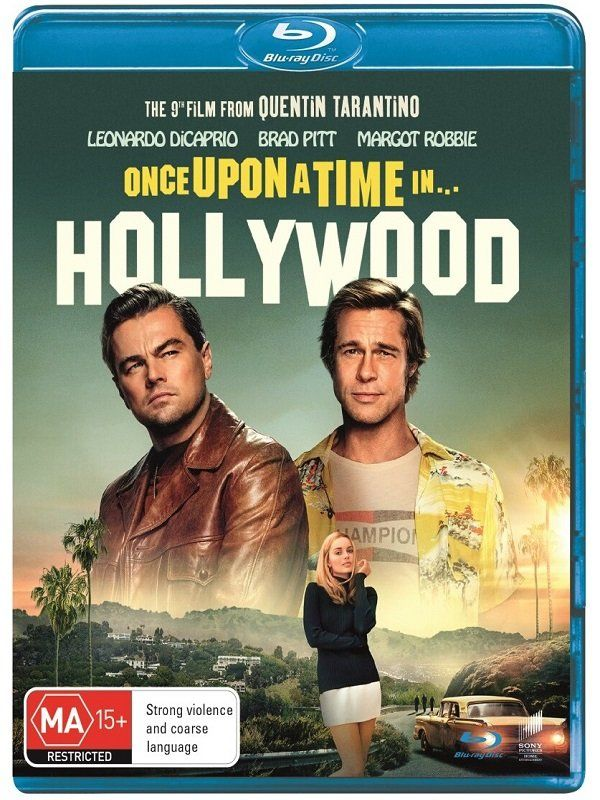 Once Upon A Time in Hollywood 2019 CUSTOM MULTi VFF 1080p mHD x264 AC3-XSHD