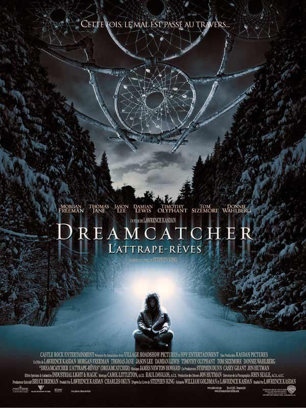 Dreamcatcher, l'attrapeur de rêves ( 2002 ) MULTi VFQ   VFF   VO 1080p  BluRay mHD AC3 5 1