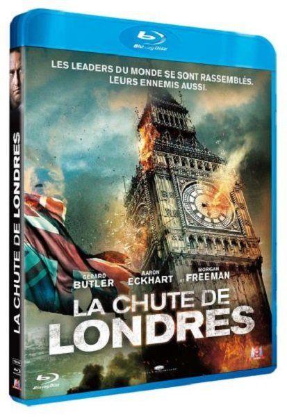 London Has Fallen 2016 MULTi VFF 1080p mHD x264 AC3-XSHD (La chute de Londres)