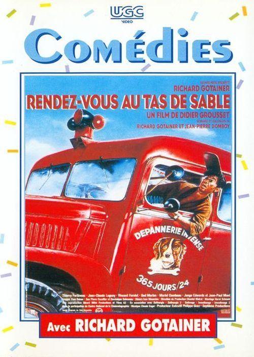 Rendez-vous au tas de sable 1990 VFF DVD-R PAL MPEG-2