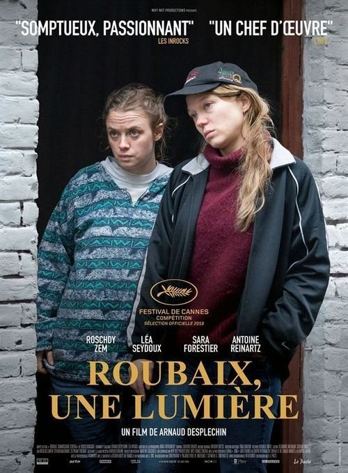 Roubaix Une Lumiere 2019 FRENCH BRRiP MPEG4 x264 AAC-mSD