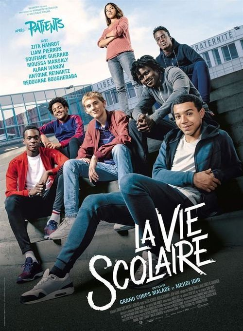 La Vie Scolaire 2019 FRENCH BRRiP x264 AAC-NoTag
